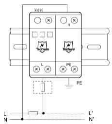 M120B1+N接线