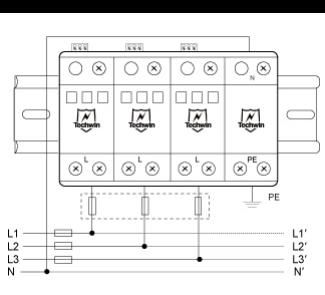 M120B3+N接线