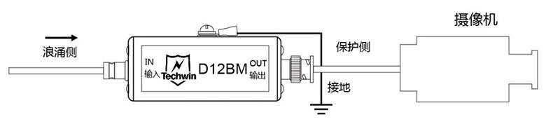 D12BM接线示意图
