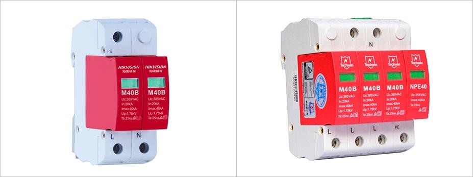 电源防雷箱B40B4系列产品