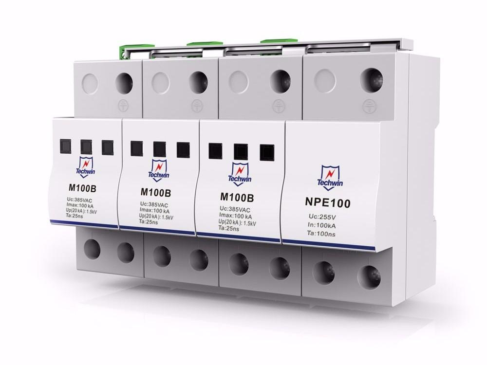 M100B3+N电源浪涌保护器