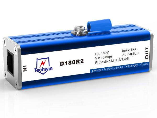 音频信号防雷器D180R2