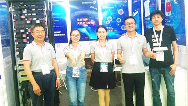 浅谈天盾在2018上海数据展大展拳脚